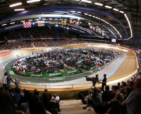Omni Sport Centre, Apeldoorn (Nederland)